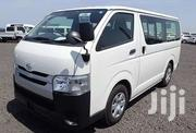 Toyota Hiace Diesel 4wd Auto | Buses & Microbuses for sale in Mombasa, Shimanzi/Ganjoni