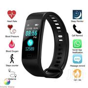 Y50 Sports Smart Bracelet Watch With Heart Rate Blood Pressure Monitor | Tools & Accessories for sale in Nairobi, Nairobi Central