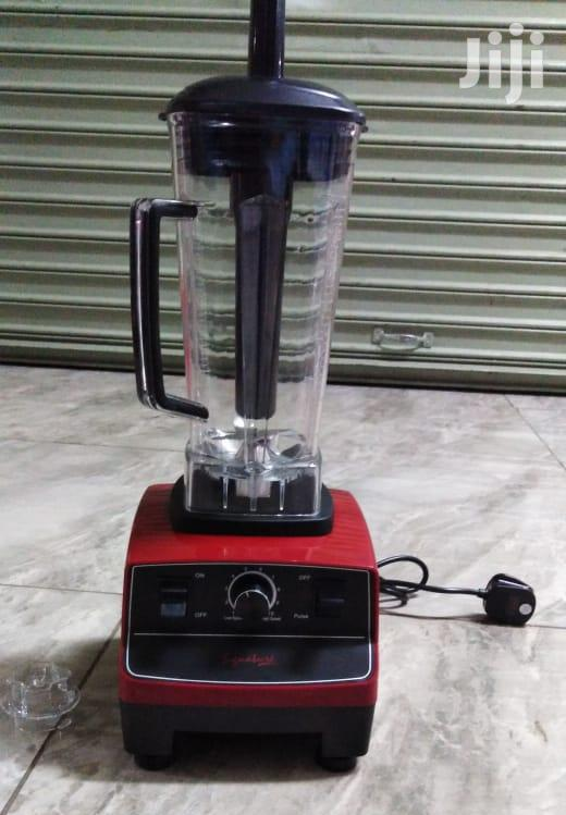 Archive: Signature Commercial 1500 Watts Blender