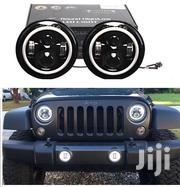 Jeep Wrangler: LED Headlight Upgrade | Vehicle Parts & Accessories for sale in Nairobi, Nairobi Central