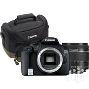 New Canon EOS 2000D DSLR Camera And EF-S 18-55 Mm F/3.5-5.6 IS II Lens   Photo & Video Cameras for sale in Nairobi, Nairobi Central