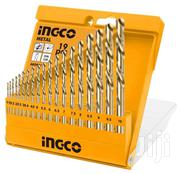 19pcs Metal Wood Concrete Drill Twist Drill Bits Set | Other Repair & Constraction Items for sale in Nairobi, Nairobi Central