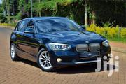 BMW 116i 2012 Black | Cars for sale in Mombasa, Ziwa La Ng'Ombe