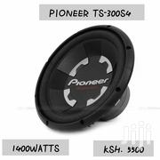 Pioneer 1400watts Subwoofer Ts300s4 | Audio & Music Equipment for sale in Nairobi, Nairobi Central