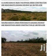 50 Acres Of Land For Sale In Makuyu 3 Km From Tarmac.   Land & Plots For Sale for sale in Murang'a, Makuyu