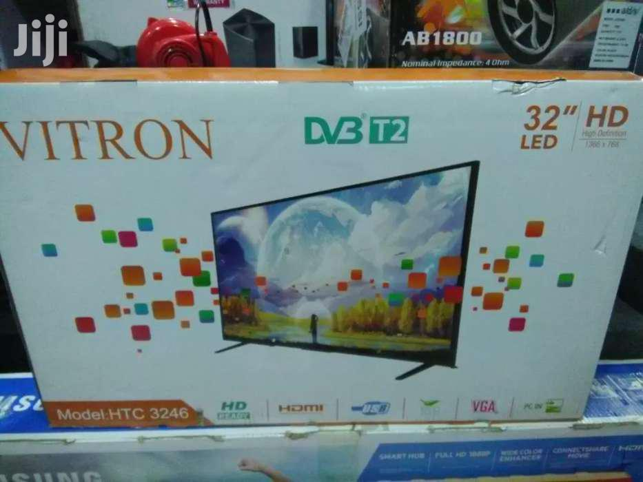 """Vitron 32 Digital TV New And Available"""""""