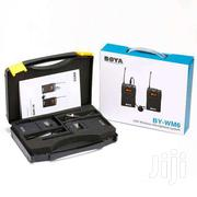 BOYA BY-WM6 UHF Professional Wireless Lavalier Microphone | Audio & Music Equipment for sale in Nairobi, Nairobi Central