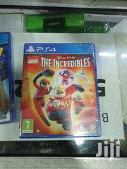 Lego Incredibles Ps4 | Video Games for sale in Nairobi, Nairobi Central