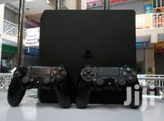 Ps4 Slim Ex UK 500gb With 2 Controllers In Superb Mint Condition | Video Game Consoles for sale in Nairobi, Nairobi Central