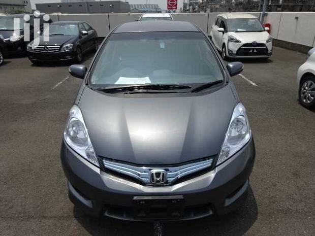 Archive: Honda Fit 2012