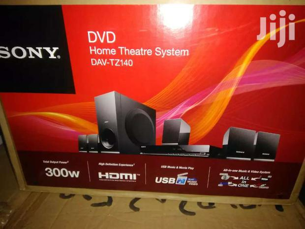 Sony Home Theater System TZ140 One Year Warranty USB HDMI DVD Player