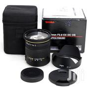 Sigma 17-50mm F/2.8 EX DC OS For Nikon | Accessories & Supplies for Electronics for sale in Nairobi, Nairobi Central