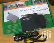 RCA/AV to VGA Video Converter | Accessories & Supplies for Electronics for sale in Nairobi, Nairobi Central