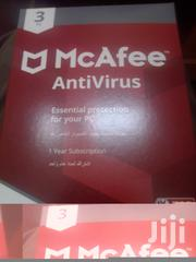 Mcafee Antivirus 3pc | Software for sale in Nairobi, Nairobi Central