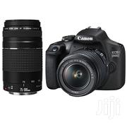 Canon EOS 2000D DSLR Camera and EF-S 18-55 Mm | Photo & Video Cameras for sale in Nairobi, Nairobi Central