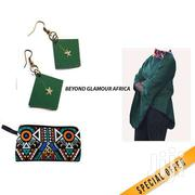 Poncho + Pouch + Earrings Combo   Jewelry for sale in Nairobi, Nairobi Central