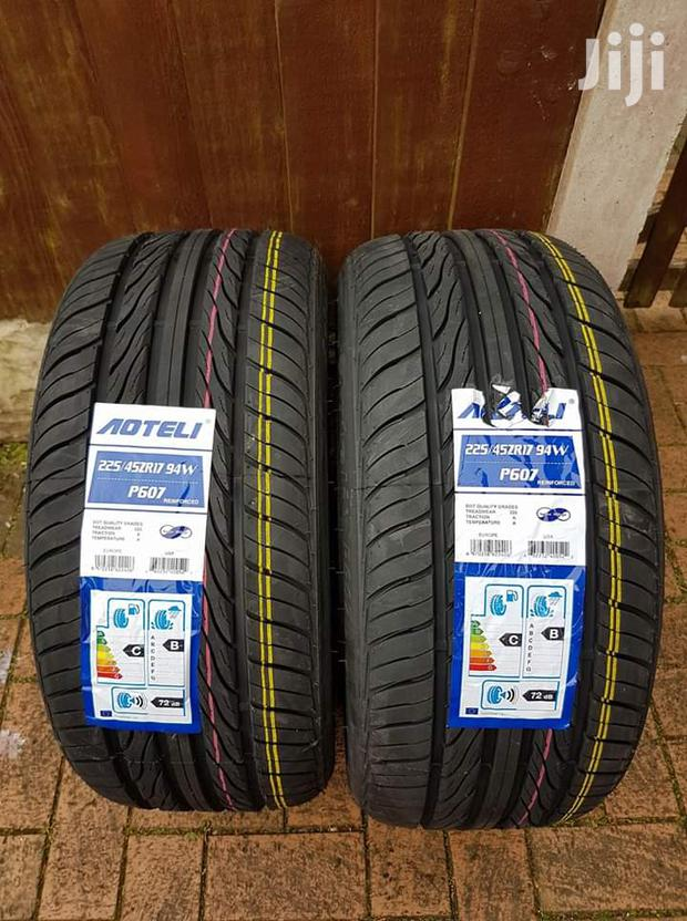 Archive: 225/45/17 Aoteli Tyres Is Made In China