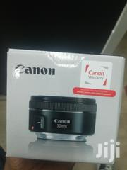 Canon Prime Lens 50mm 1.8 | Accessories & Supplies for Electronics for sale in Nairobi, Nairobi Central