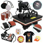 Transfers Images On Tshirt Heat Press Digital Sublimation Machine | Printing Equipment for sale in Nairobi, Nairobi Central