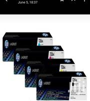 HP 126A Original Laserjet Toner Cartridge Ce310a Ce311a Ce312a Ce313 | Accessories & Supplies for Electronics for sale in Nairobi, Nairobi Central
