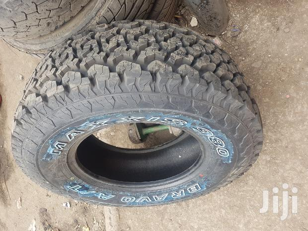 265/70/17 Maxxis Tyres