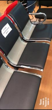 A. Office Chair 3seater Padded Bench | Furniture for sale in Nairobi, Nairobi West