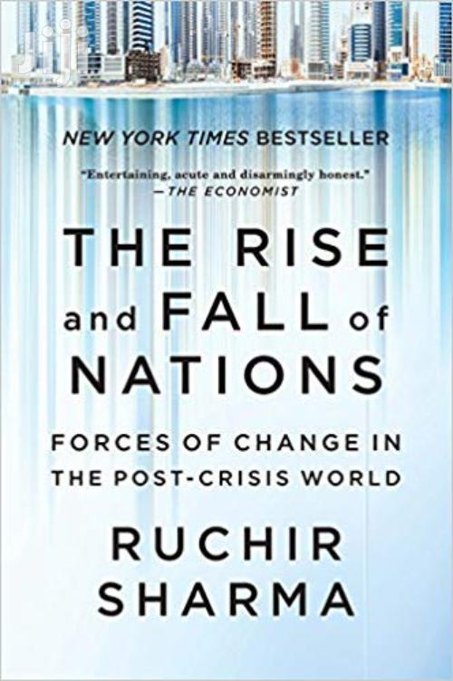 The Rise And Fall Of Nations-ruchir Sharma