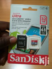 Sandisk Memory Cards 32GB | Accessories for Mobile Phones & Tablets for sale in Kisumu, Market Milimani