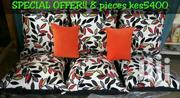 8 Piece Set Floor Cushions/Big Cushions/Puffs | Home Accessories for sale in Nairobi, Ziwani/Kariokor
