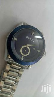 Silver and Blue Gucci Watch | Watches for sale in Nairobi, Nairobi Central