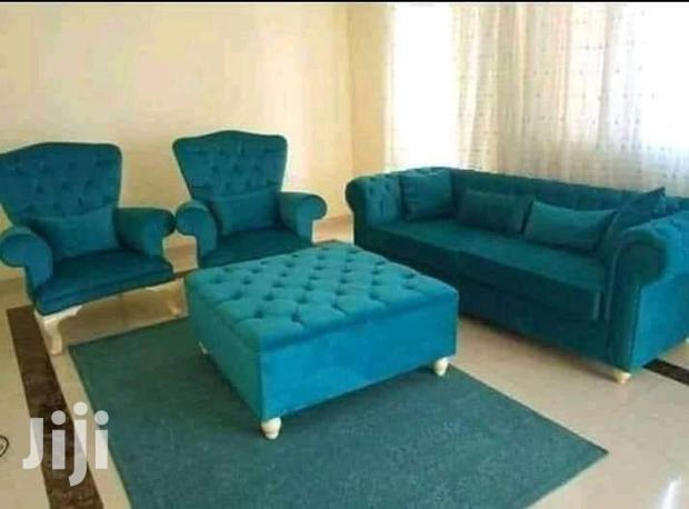 5seater Chesterfield