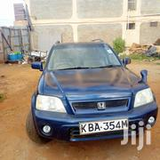 Honda CR-V 2000 2.0 Automatic Blue | Cars for sale in Kiambu, Hospital (Thika)