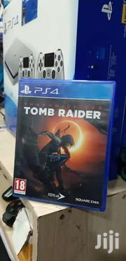 Shadow Of Tomb Raider Ps4 In Our Shop | Video Games for sale in Nairobi, Nairobi Central