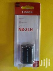 Canon NB-2LH Rechargeable Lithium-Ion Battery Pack | Photo & Video Cameras for sale in Nairobi, Nairobi Central