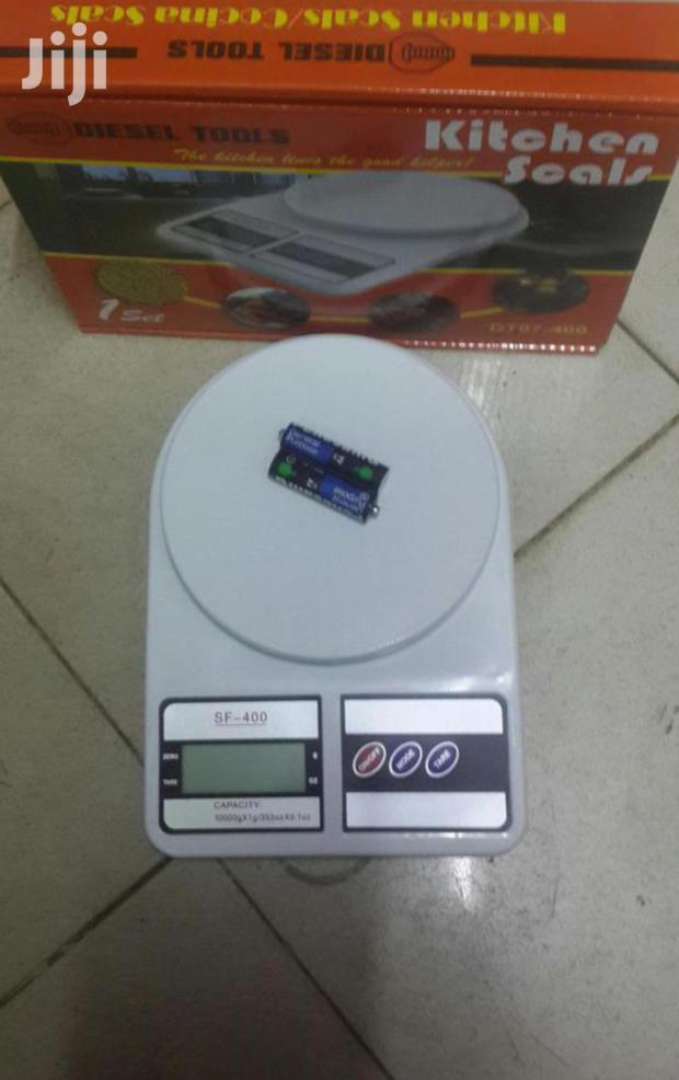 Archive: Kitchen Weighing Scales