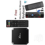 X96 Mini TV Box 2gb Ram 32gb Rom + Wireless Air Mouse Keyboard   Accessories & Supplies for Electronics for sale in Nairobi, Nairobi Central