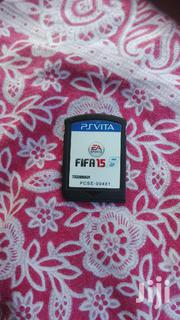 Fifa 15 Ps Vita | Video Games for sale in Mombasa, Likoni