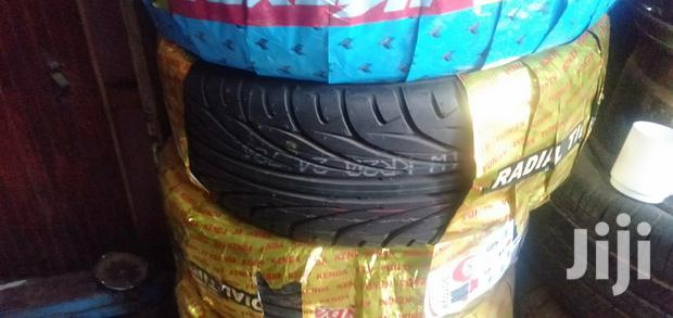 225/45/17 Kenda Tyres Is Made In China