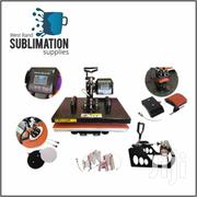 8 In 1 Combo Heat Press Images Transfer Machine | Printing Equipment for sale in Nairobi, Nairobi Central