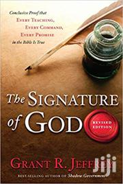 The Signature of God - Grant Jeffrey   Books & Games for sale in Nairobi, Nairobi Central