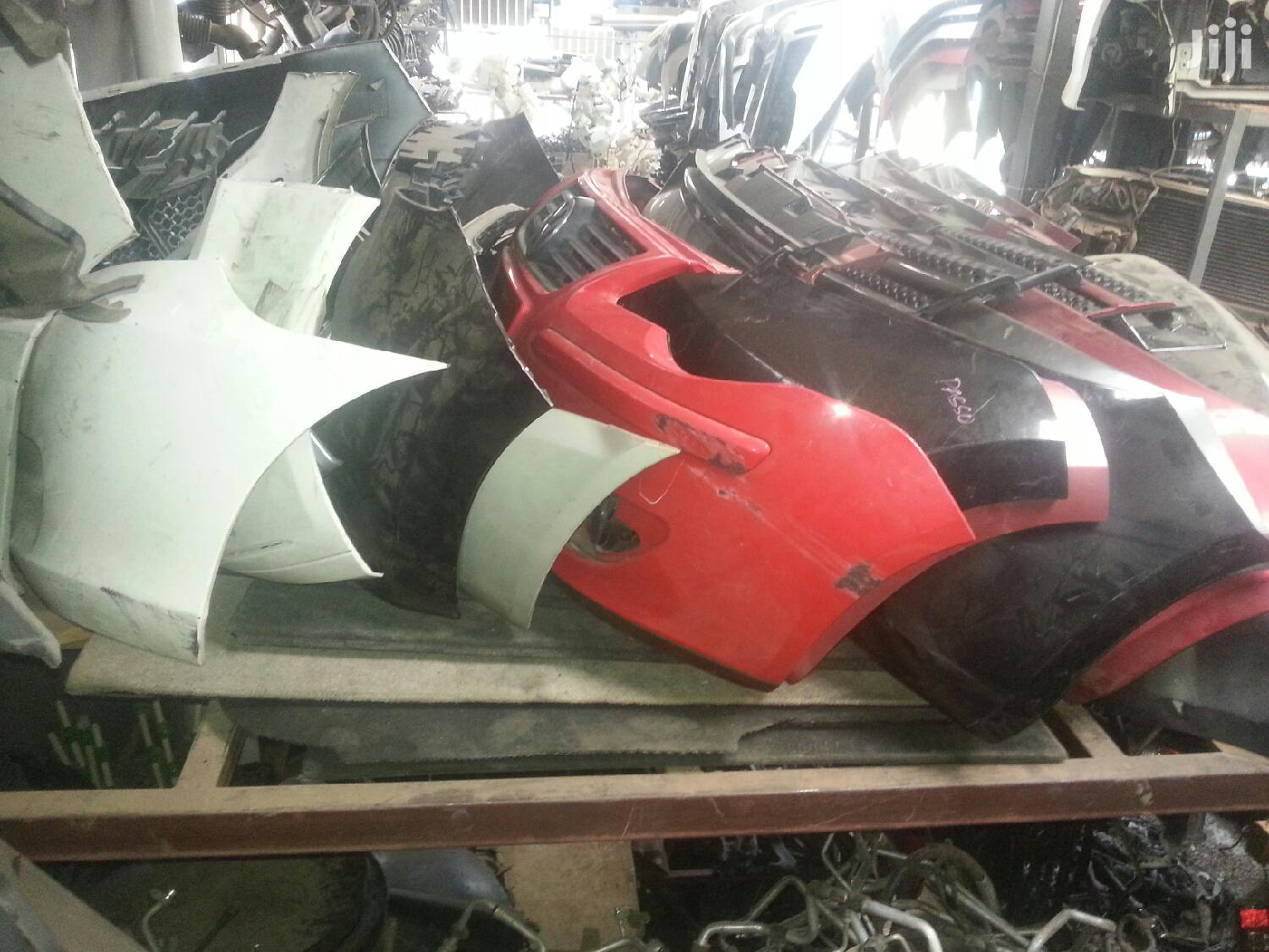 Archive: Ex Japanese Spare Parts In Stock