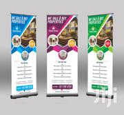 High Quality Roll Up Banner | Computer & IT Services for sale in Nairobi, Nairobi Central