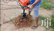 """Earth Auger With 4"""", 8"""", & 6"""" Bits 