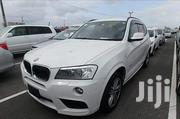 BMW X3 2013 White | Cars for sale in Mombasa, Ziwa La Ng'Ombe