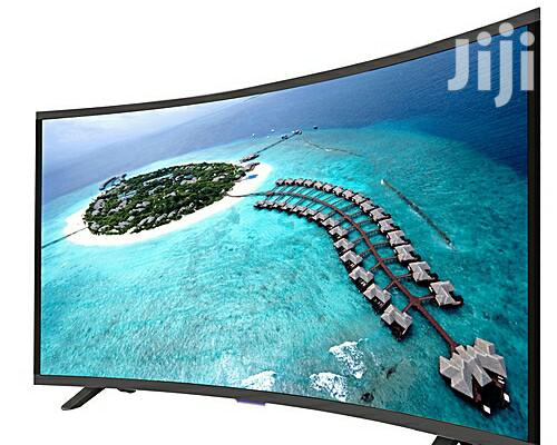 Archive: 43 Inch FHD Smart Curved, Android LED TV - Black + FREE WALL MOUNT