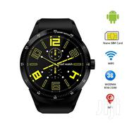 K98H 3G Android GPS Smartwatch With Heart Rate/Bp Monitor | Smart Watches & Trackers for sale in Nairobi, Nairobi Central