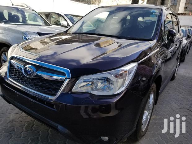 Archive: Subaru Forester 2013 Brown