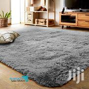 Grey Fluffy Soft Carpet 5*8 | Home Accessories for sale in Nairobi, Nairobi Central