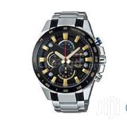 Black Friday Discount!!Casio Edifice Watch EFR 540 RB 1AV Watch | Watches for sale in Nairobi, Nairobi Central