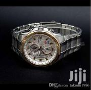 Black Friday Discount!!Casio Edifice EFR 550D 7AV Silver | Watches for sale in Nairobi, Nairobi Central